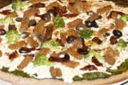Vegan Pizza!