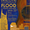 Nashville Positive Music Association Flood Relief Benefit